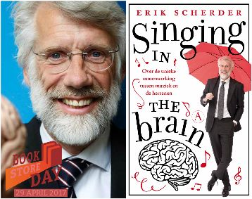 Singing in the brain met Erik Scherder!