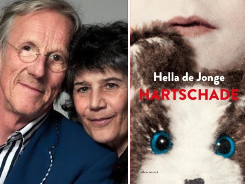 Interview: Freek de Jonge interviewt Hella de Jonge over 'Hartschade'