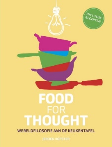 Filosofie Aan De Keukentafel.Scheltema Presentatie Food For Thought Van Jeroen Hopster