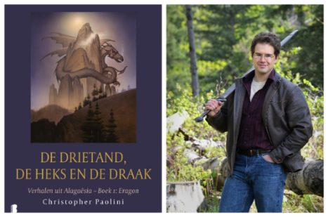Interview met Christopher Paolini